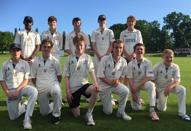 U15s advance to Kent Cup semi-final
