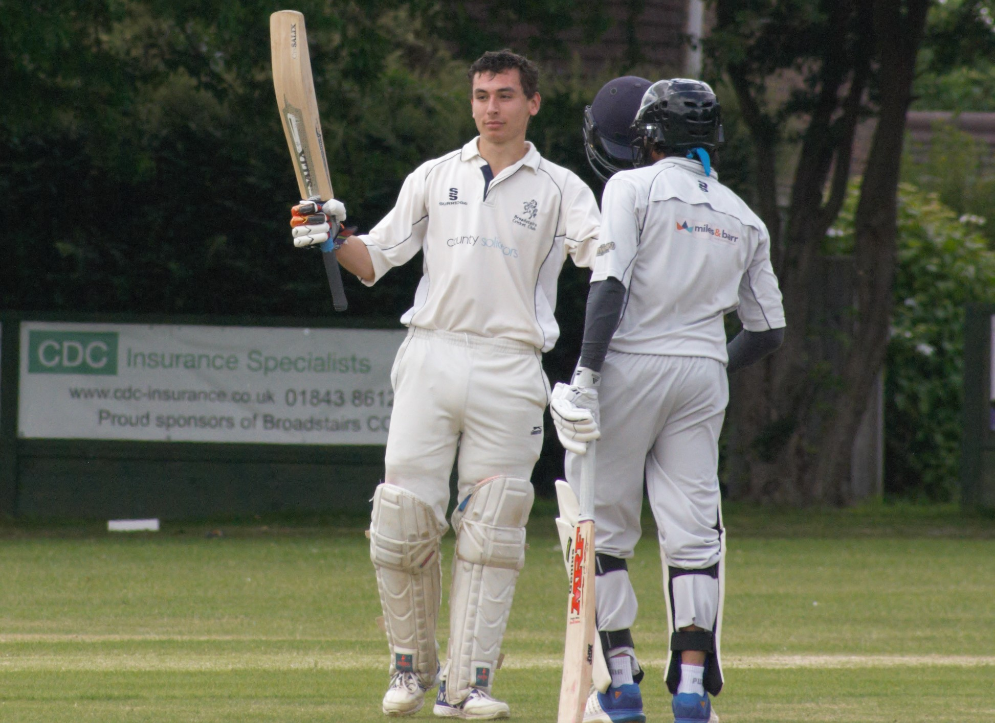 1st XI win again but 2nd XI struggle to defeat