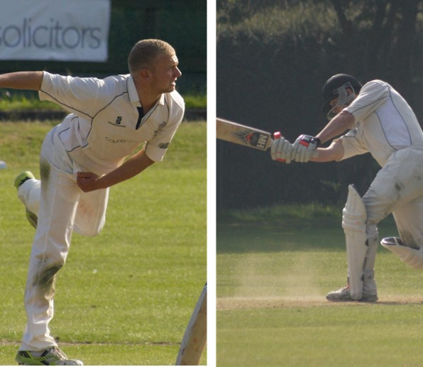 Frewin and Carter shine in wIns for 1st XI and 2nd XI