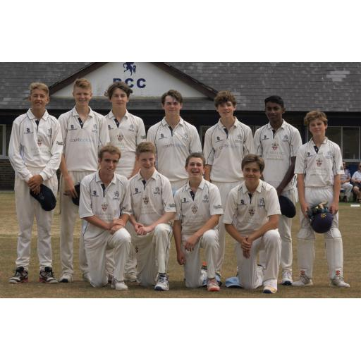 U15s defeat Sussex champions to reach London and South Regional Finals