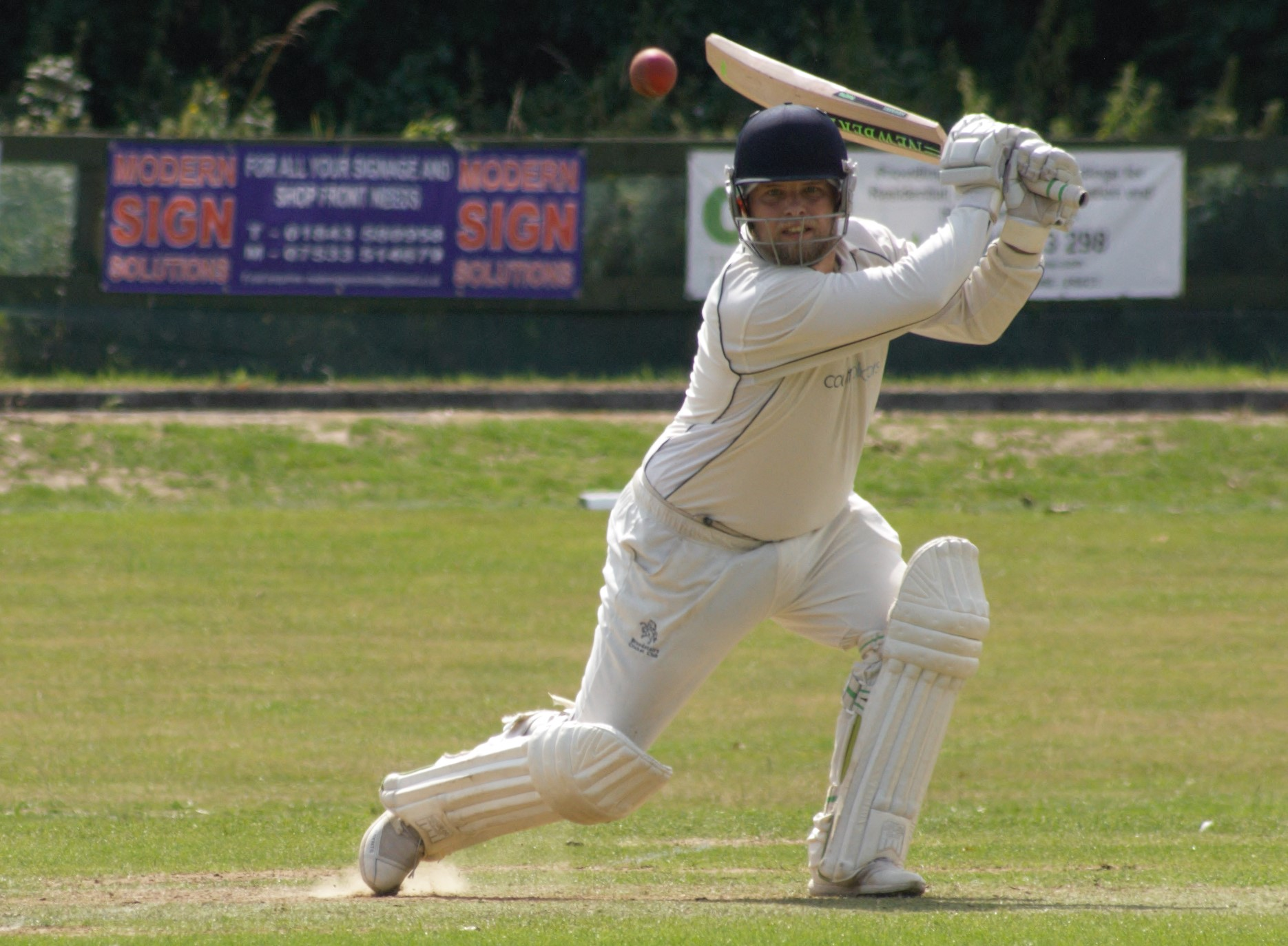 1st XI beaten by 4 wickets whilst 2nd XI win in dramatic finale to keep their promotion hopes alive