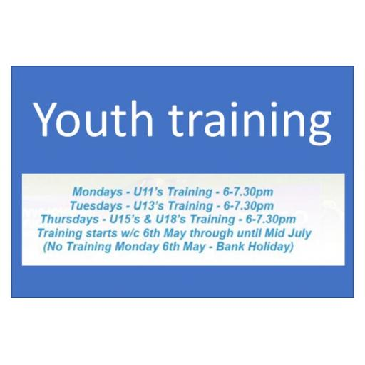 Summer youth training programme