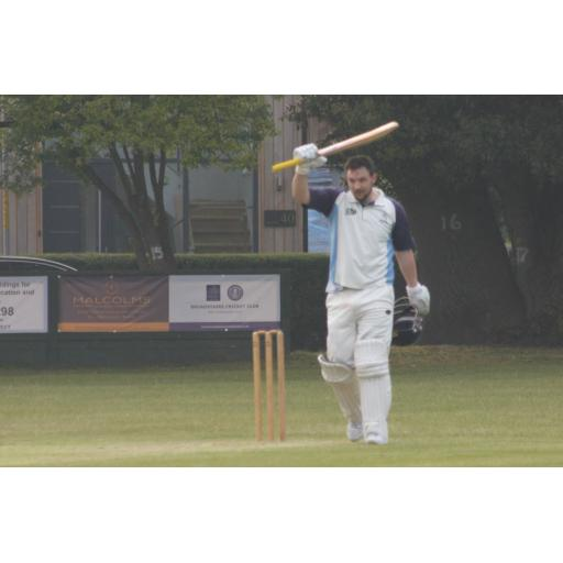 Dramatic victories for 1st and 2nd XIs with centuries for Scott Narraway and Nathan Fox