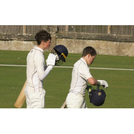 Remarkable win for 2nd XI as first XI are defeated again
