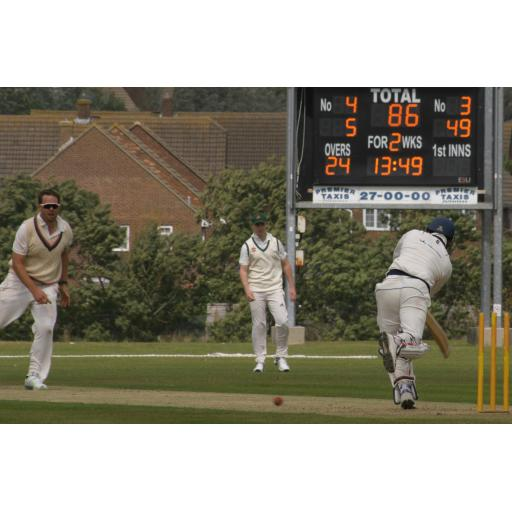 1st XI slump to defeat, victory for 2nd XI