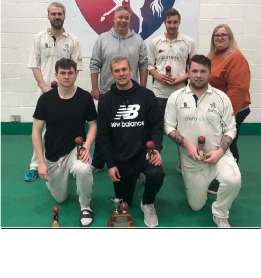 Broadstairs make it to the National Indoor Finals at Lord's