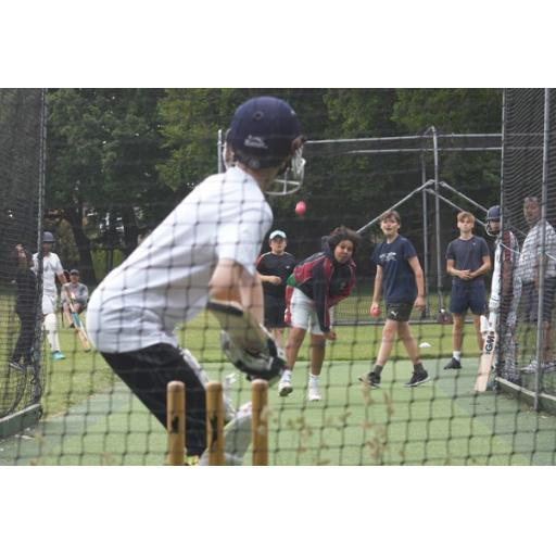 Additional cricket training sessions at Broadstairs CC during August